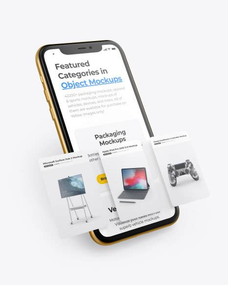 iphone  clear case mockup   mockups psd