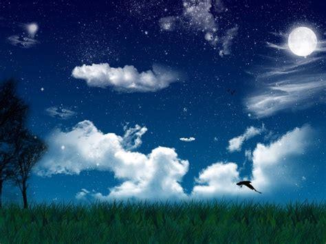 cielo estrellado wallpapers gratis imagenes paisajes