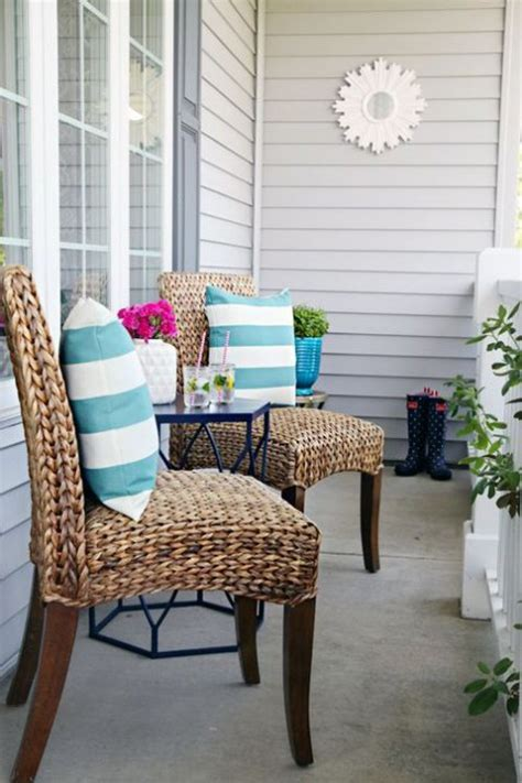 front porch chairs 24 small porch decor ideas to try comfydwelling