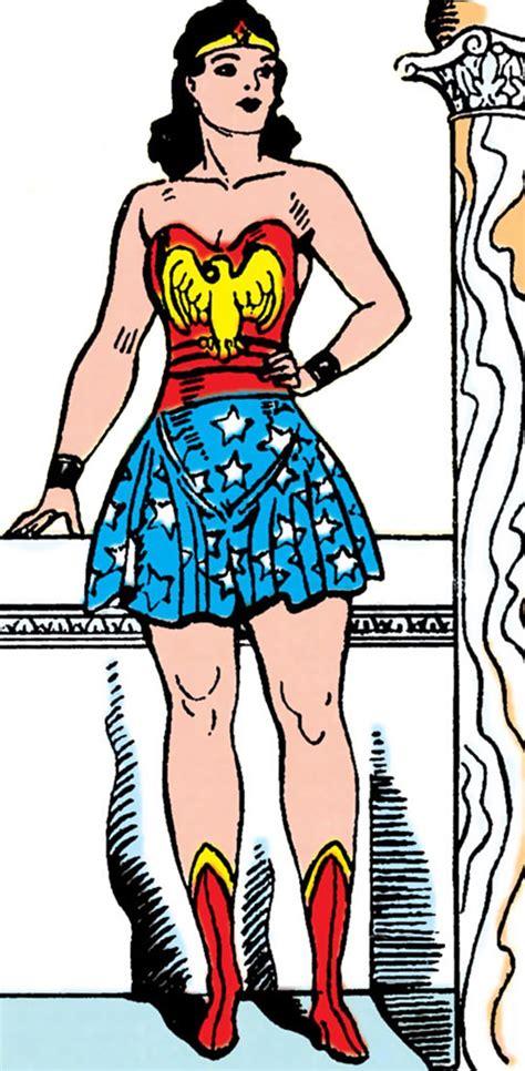 woman pre crisis dc comics diana