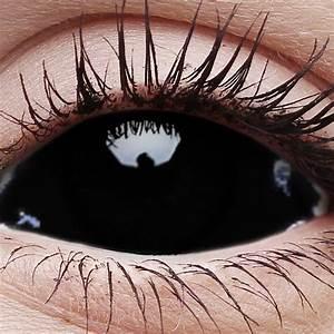 Blackout Contact Lenses | Lenses, Black eyed and Teacher