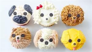 pankobunny: Dog Cupcakes 犬のカップケーキ