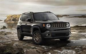 2016 Jeep Renegade 75th Anniversary Model Wallpapers HD