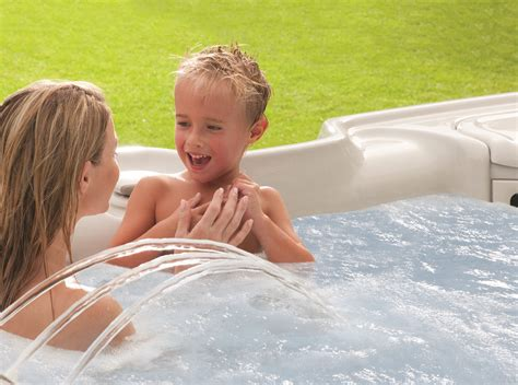 Is A Hot Tub Safe For Kids?