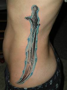 20+ Samurai Sword Tattoos And Ideas