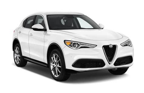 2018 Alfa Romeo Stelvio · Monthly Lease Deals & Specials