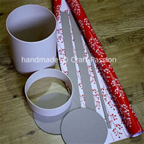 tube box packaging   diy tutorial craft passion
