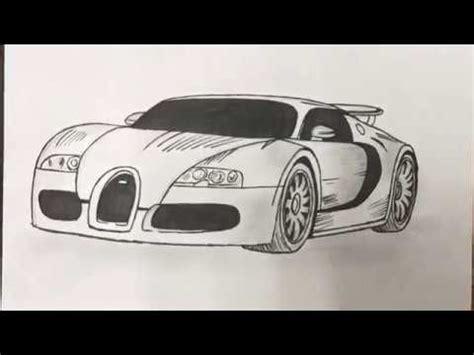 Related posts:honda civic type r 2020 elfin 400 cobra 1966 honda s660 lykan car sketch. Bugatti Veyron Drawing at GetDrawings | Free download