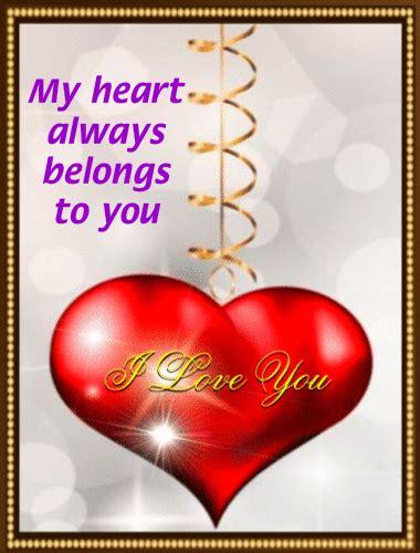 heart  belongs      special
