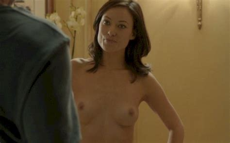 Olivia Wilde Topless In Third Person Video Star Nips