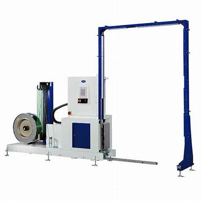 Pallet Automatic Strapper Vertical Optimax