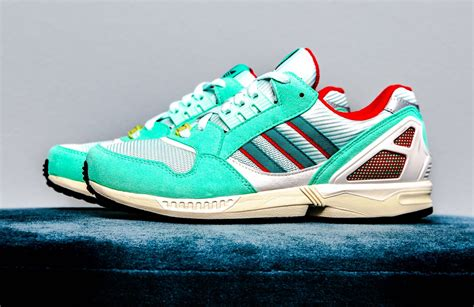 Look For The adidas ZX 9000 30 Years Of Torsion Mint Now ...