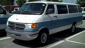 339587 2000 Dodge Ram Van 3500 5 9l V8 Ohv 16v