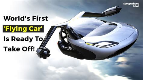 worlds fully electric flying car  ready