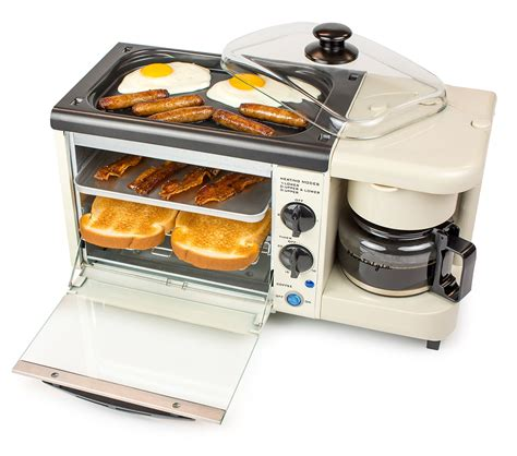 coffee maker toaster oven breakfast coffee maker multi function oven toaster non