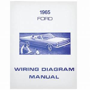 1965 Ford Galaxie 500 Wiring Diagram