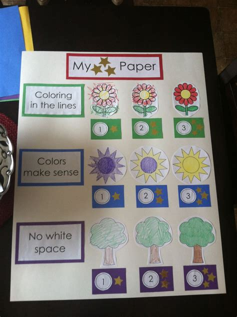 Coloring Rubric by 310 Best Images About Writers Workshop On