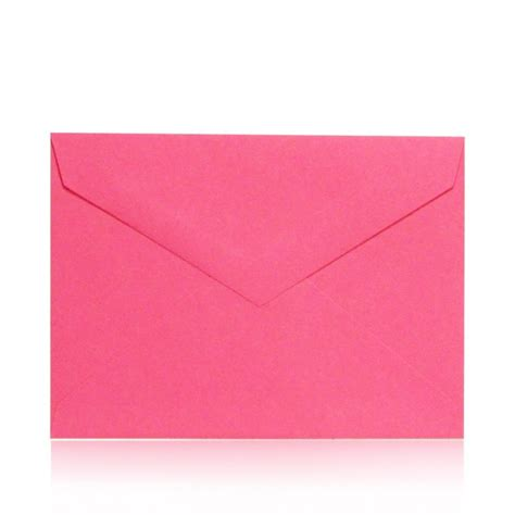 hot pink envelope bellinvito stationers