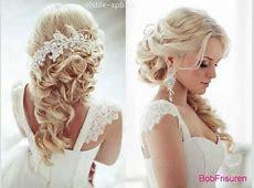 Hd Brautfrisuren Lange Haare Halboffen Download Imagemart