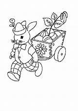 Colorear Pascua Coloring Easter Dibujos Conejos Conejo Games Colorir Coelho Carregando Carrinho Rabbit Printables Desenho Pintar Huevos Sheets Dpa Colouring sketch template