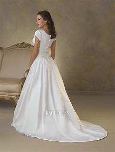 Simple short wedding dresses with sleeves all women dresses for Simple short wedding dresses with sleeves