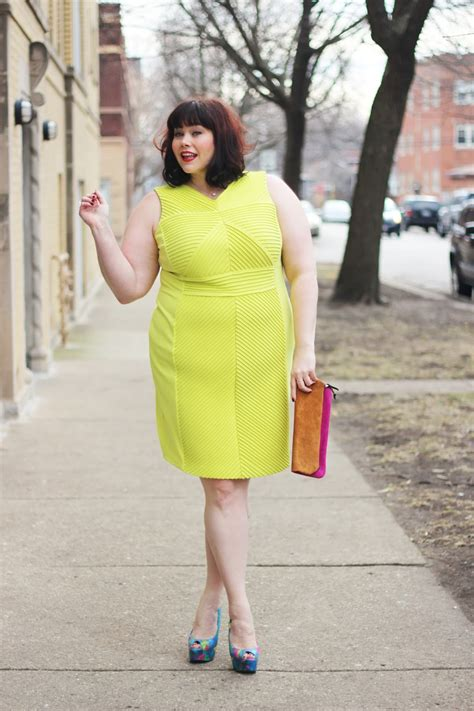 Neon Yellow Archives Style Plus Curves A Chicago Plus