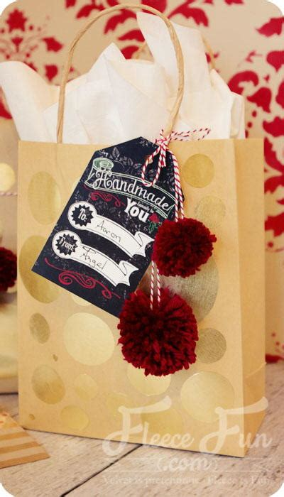 personalized holiday gift tags diyideacentercom