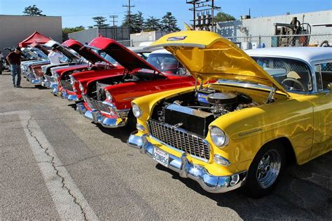 Cooler Weather Brings Cool Cars To Southern Nevada Las