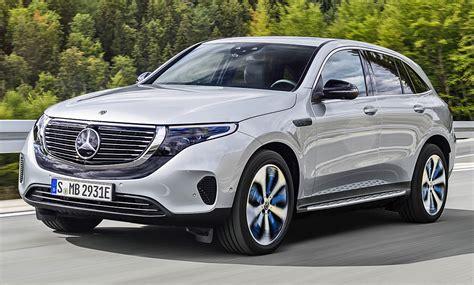 Mercedes Eqc 2018 by Mercedes Eqc Autosalon 2018 Autozeitung De