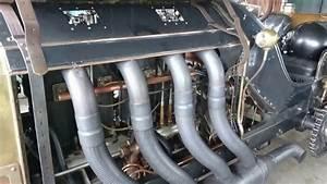 Lorraine De Dietrich 1909 Engine