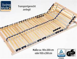 Kindermatratzen Test 90x200 : aldi living style 7 zonen lattenrost im test ab 5 2 bei aldi s d ~ Frokenaadalensverden.com Haus und Dekorationen