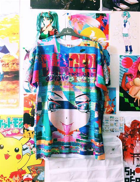 omocat glitch clothing visual interview artist artists otakujournalist