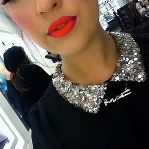 Neon lipstick, Lipsticks and Neon on Pinterest