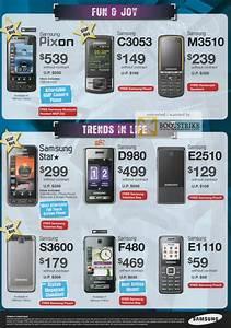 Samsung Mobile Phones Pixon C3053 M3510 Star D980 E2510 ...