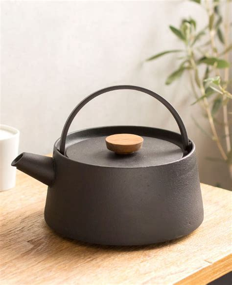 Cast Iron Japanese Tea Ceremony Kettle   Kettle: NOVA68.com