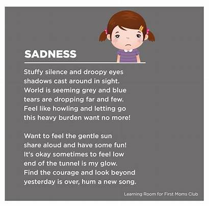 Emotions Poem Poems Child Okay Feeling She