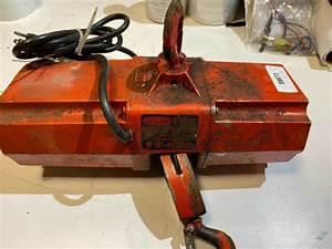 Dayton Electric Winch 4z327b 4000 Lbs 115 Volt 60 Hz 6 Amp