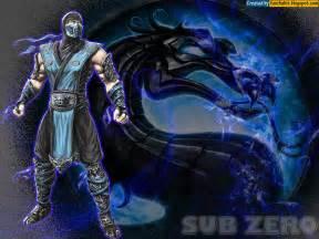 Sub-Zero Mortal Kombat 1