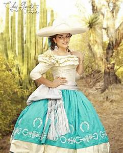 xv escaramuza cowboys and cowgirls pinterest mexican With charra wedding dress