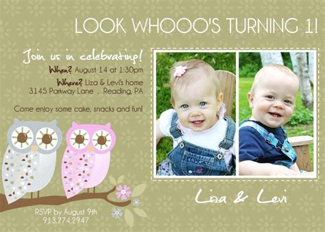 Twins 1st Birthday Invitation You Print Antique Cabinet Doors Lista Mobile Cabinets Kitchen Set Price Stain Colors Ollies French Country Maple Cognac Spraying