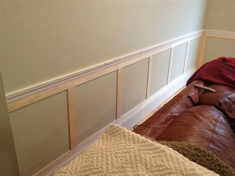 great    simple wainscoting   chair