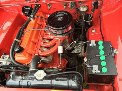 The Slant Chrysler Automobile Engine Known Within