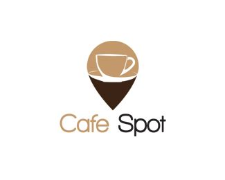 See more ideas about coffee shop logo, coffee names, coffee logo. Cafe Spot Logo   Logos, Shop name ideas, Coffee logo