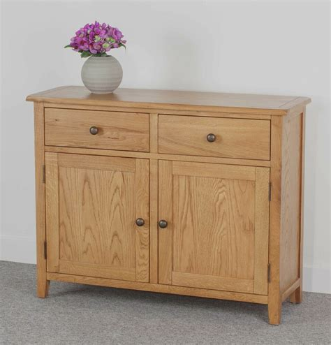 Oxford Sideboard by Oxford Oak Small Sideboard Ebay