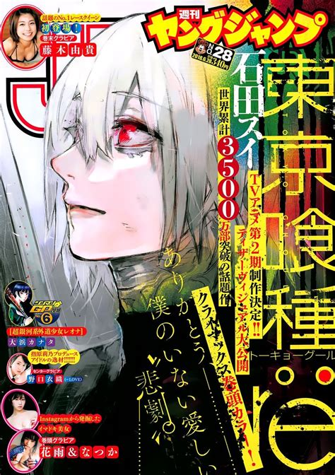 Tokyo Ghoulre Chapter 176 Links And Discussion Tokyoghoul