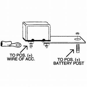 Rig Rite U00ae 24 - Volt Manual Reset Circuit Breaker