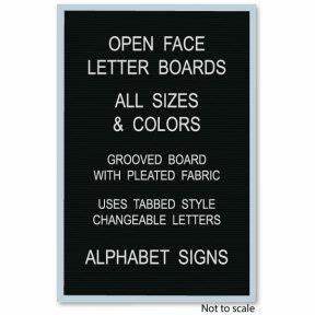 1000 images about vintage style sign boards on pinterest With vintage inspired changeable letter board