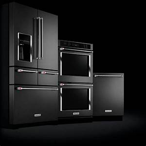 Black Or Stainless Appliances Alluring Tips For Choosing A ...
