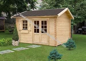 Construire Un Cabanon De Jardin En Bois EVTOD