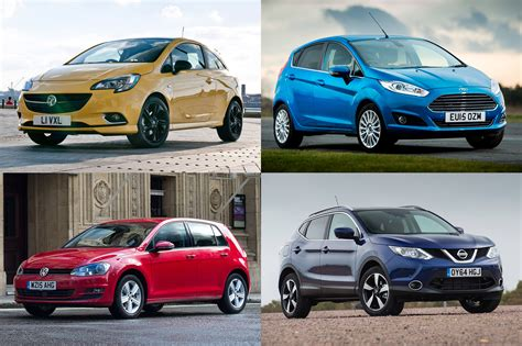 Bestselling Cars 2016  Pictures  Auto Express